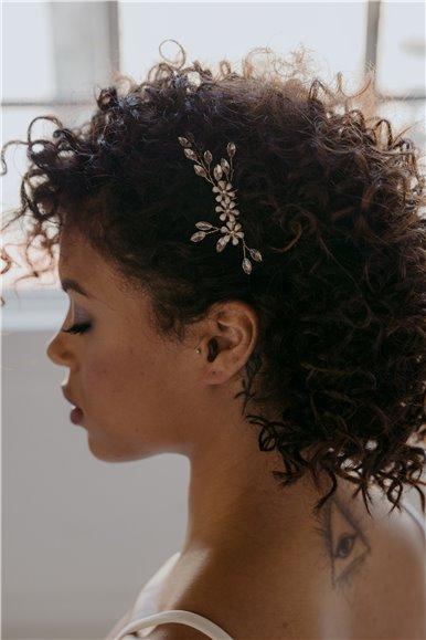 Golden Hair Comb