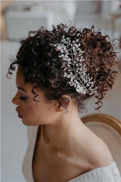 Floral Bridal Headband