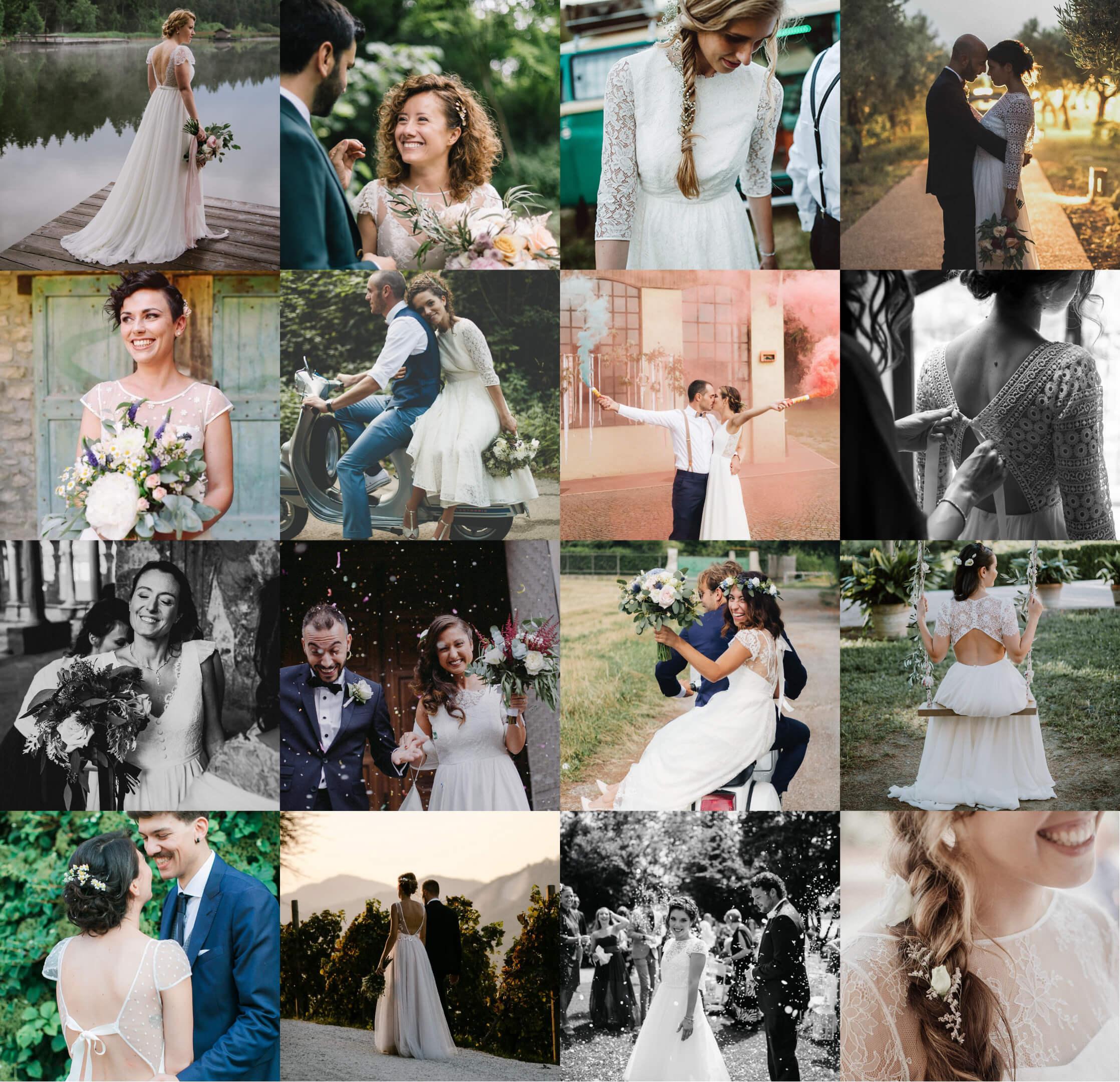 Nadia Manzato Real Brides Gallery